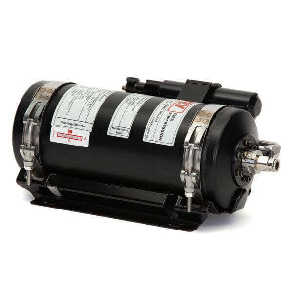 FEV N-TEC2950R Gas FIA MSUK Fire Suppression System