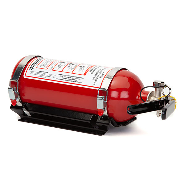 FEV 2.5kg 3M Novec 1230 Gas N-TEC2500HH FIA Handheld Fire Extinguisher